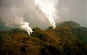 普賢岳は198年ぶりに噴火